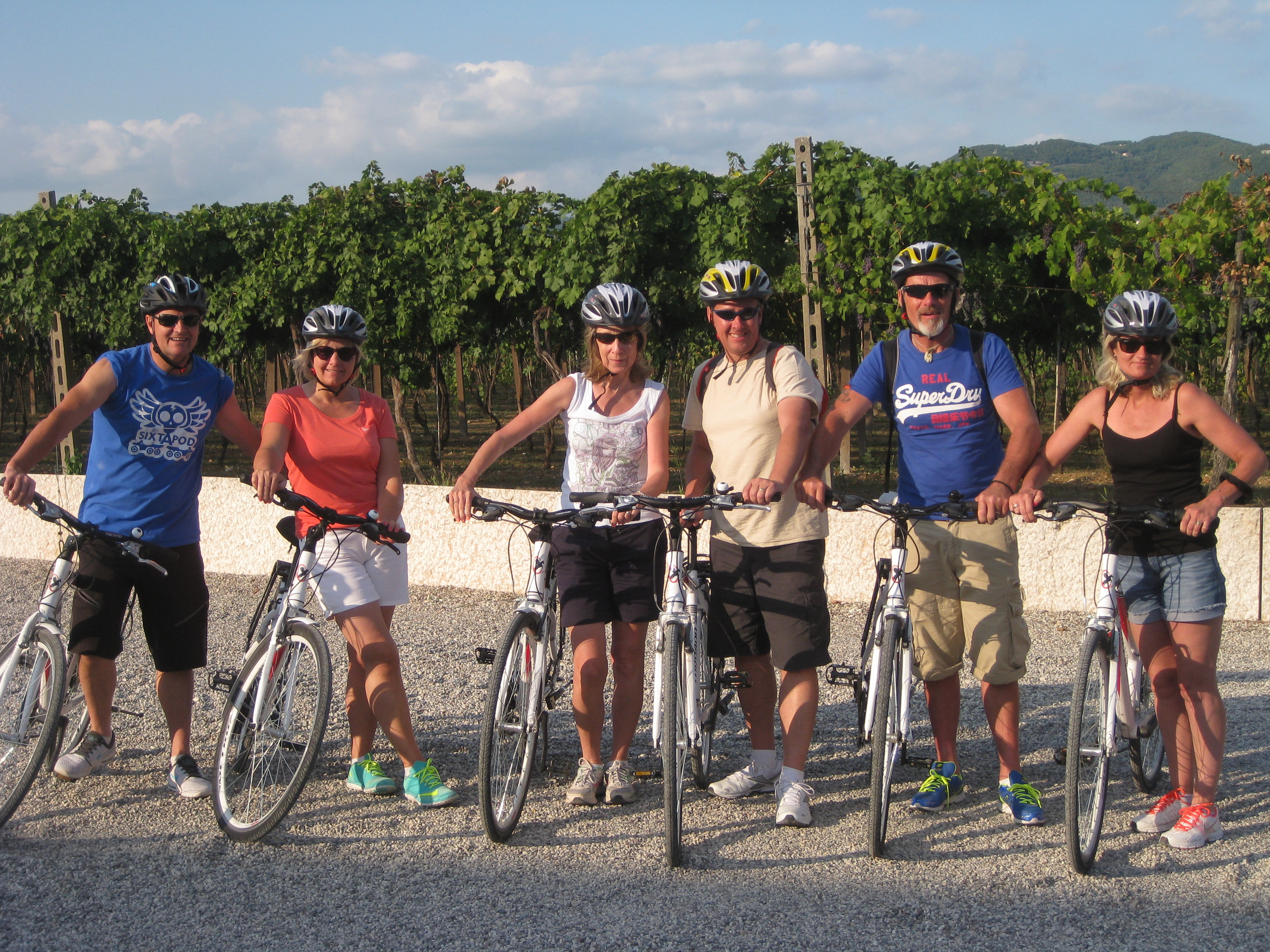 Valpolicella bike tour